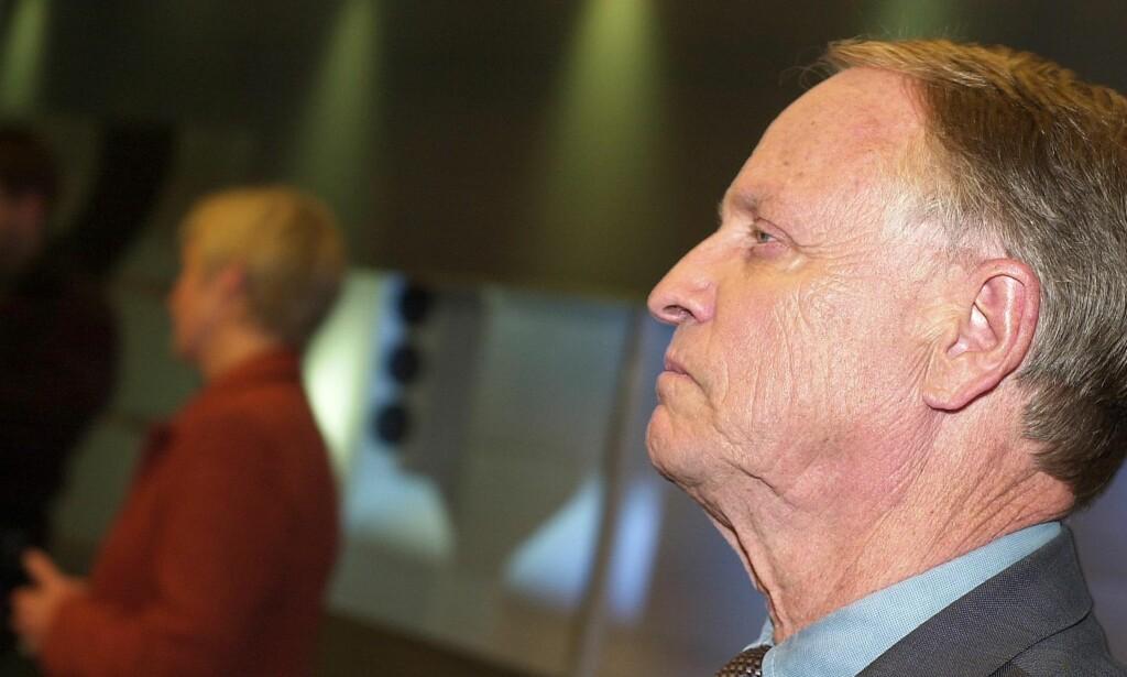 LIVSREISE FULL AV MENING: Jens Kristian Thune er død, 82 år gammel. Foto: Jarl Fr. Erichsen / NTB Scanpix