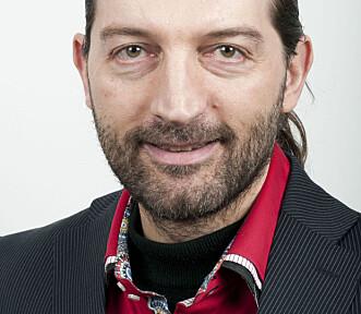 <strong>FORSKER PÅ SOSIALE MEDIER:</strong> Fulvio Castellacci, direktør ved TIK, Senter for teknologi, innovasjon og kultur, Universitetet i Oslo. Foto: UIO.