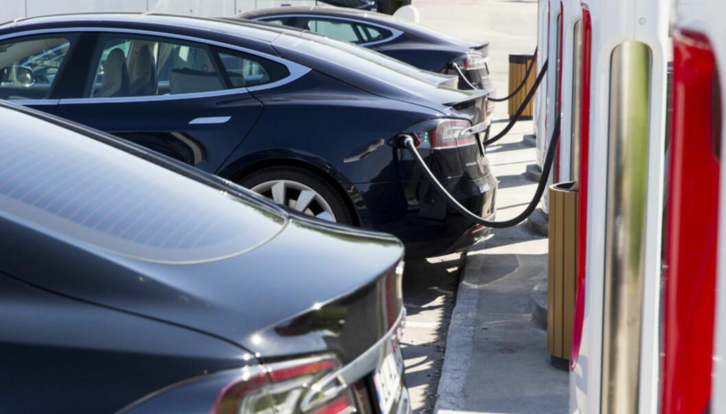 Her er årsakene til at mangelar elbilen stå