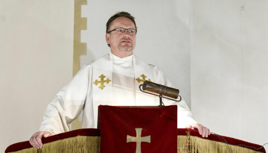 Nei, Gud omtales ikke som «hen» i ny svensk kirkehåndbok