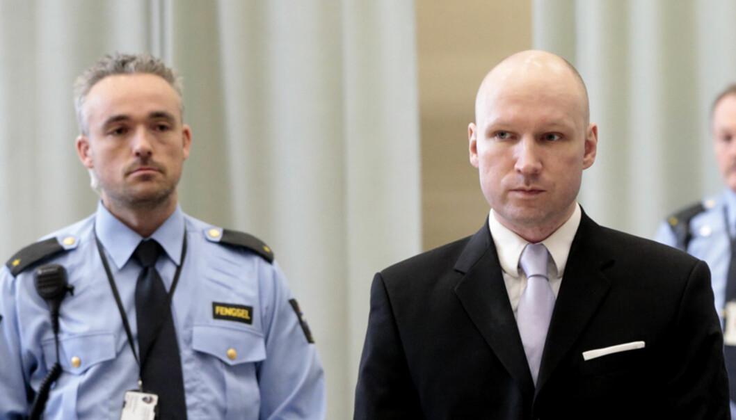 Breivik-saken: Regjeringsadvokaten har levert anken