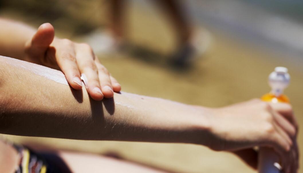 6 solkrem-tabber mange gjør