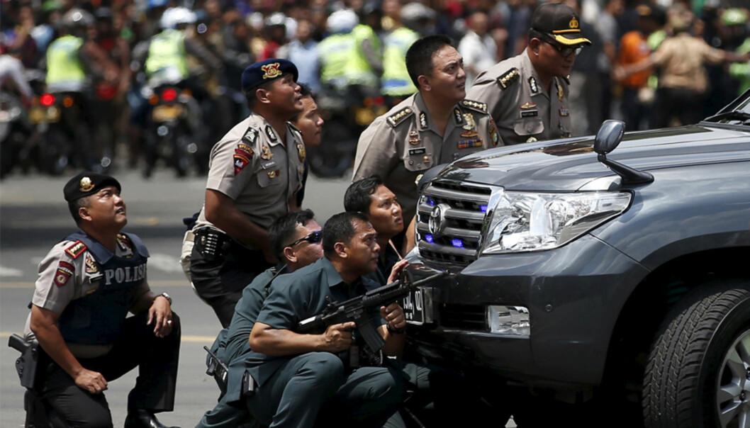 Terrorangrepet i Indonesia: Dette vet vi