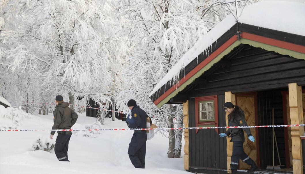 13-åring funnet død på hytte: Dette vet vi