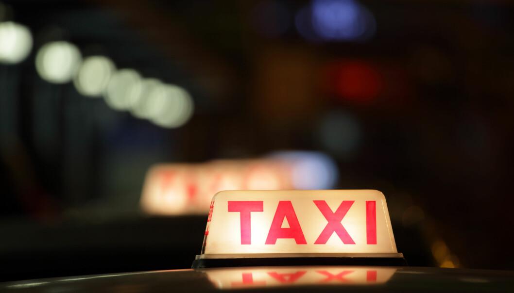 Taxisjåførens merkeligste tur: - Vi skal til Roma