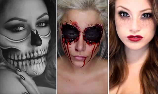 Skummel Halloween Sminke.11 Tips Til Den Skumle Og Perfekte Halloween Sminken Sol
