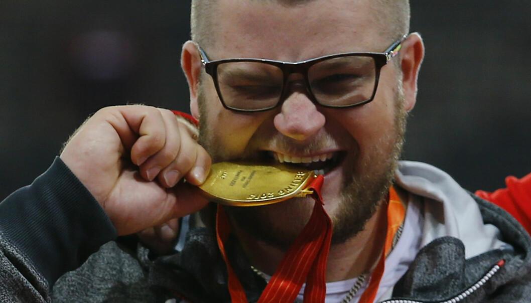 VM-vinner betalte drosje med gullmedaljen. Så angret han