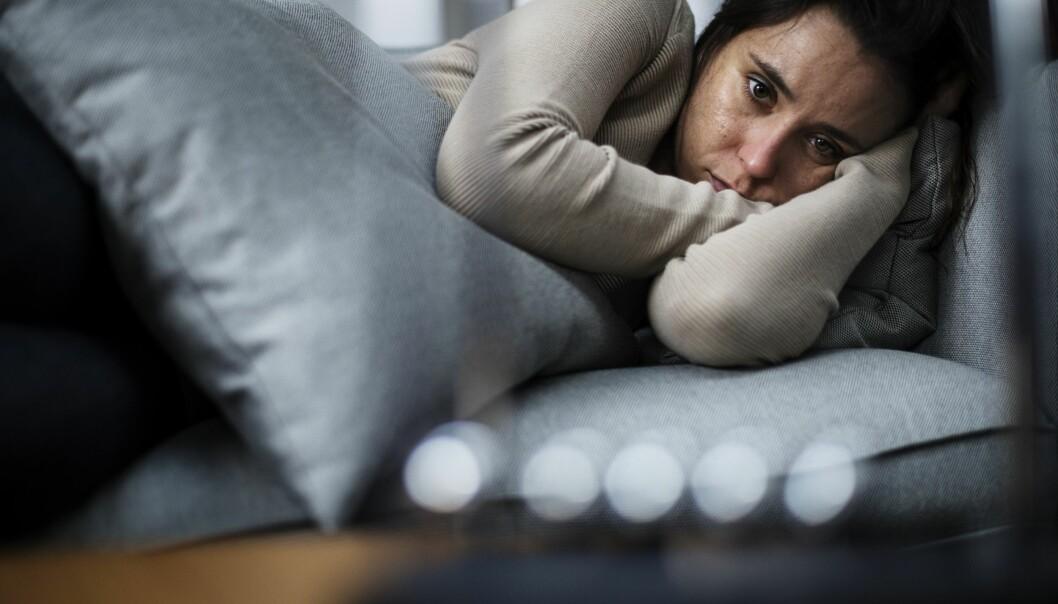 NY BEHANDLING? Kanskje kan kostholdet vårt bli del av behandlingen mot psykiske lidelser. FOTO: NTB Scanpix