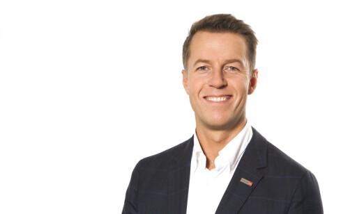 KOMMUNIKASJONSSJEF: Lasse Sandaker-Nielsen