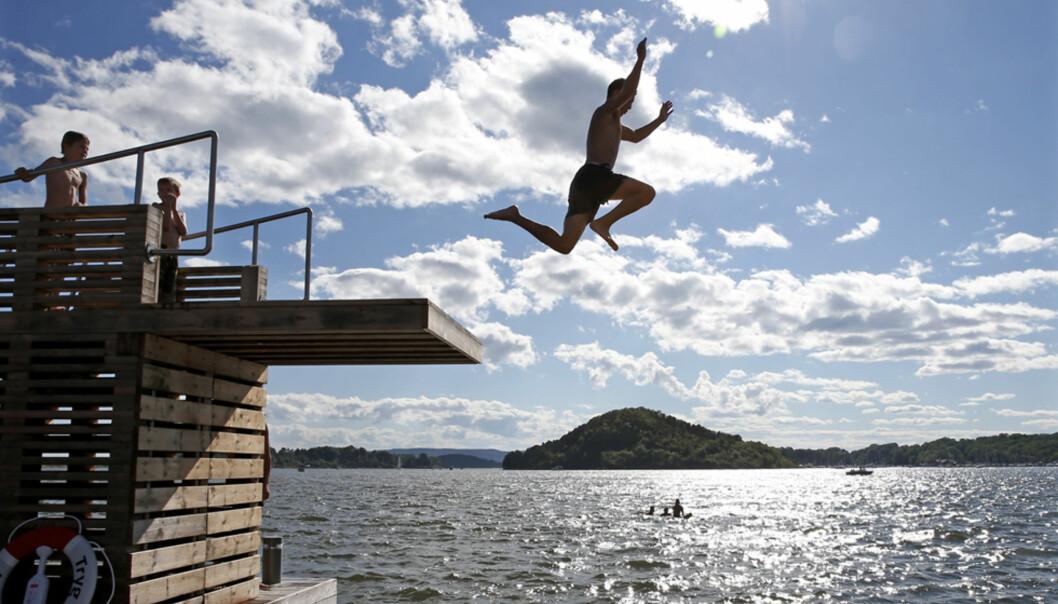 Nå blir det sommer i hele Norge!