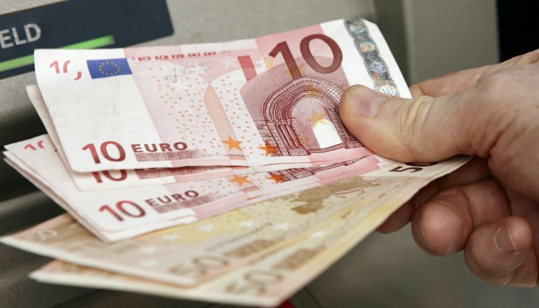 Ber Hellas-turister ta ut nok penger til hele ferien