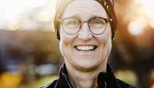 Gudrun (60) suser forbi småbarnsforeldre i Vasaloppet