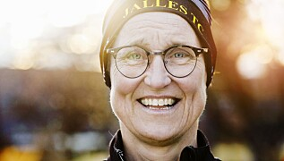 Gudrun (60) er sterkere og raskere enn noen gang