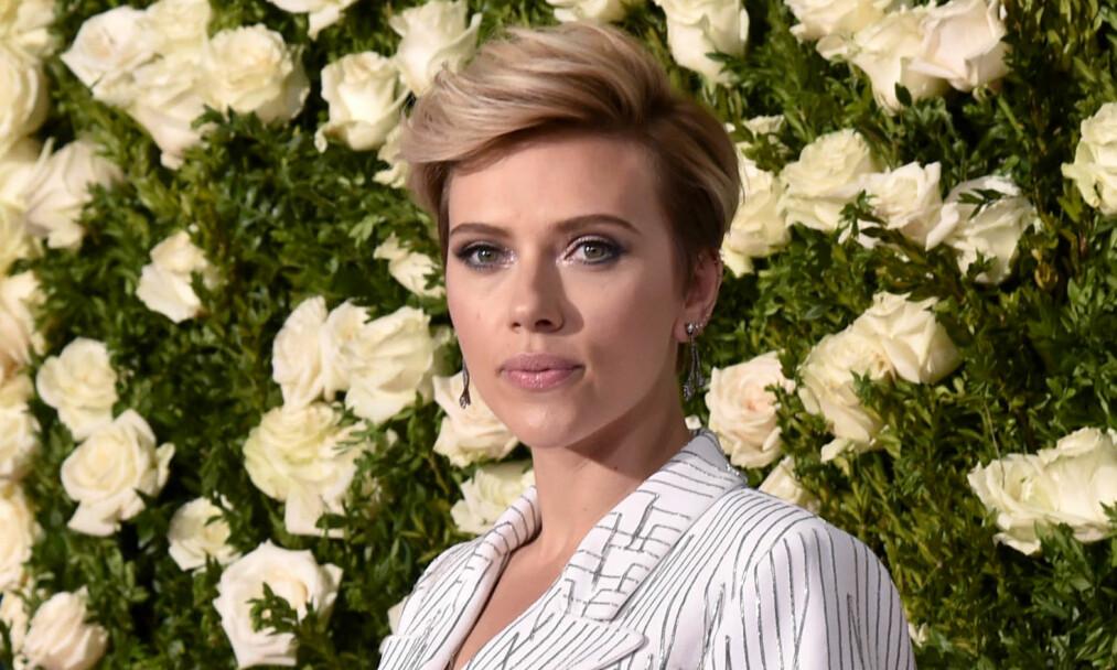 <strong>RASER:</strong> Scarlett Johansson svarer på ryktene om at hun gikk på audition for å få date Tom Cruise. Foto: NTB scanpix