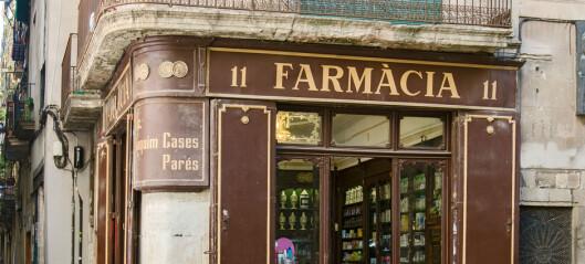Slik finner du riktig medisin på utenlandske apotek