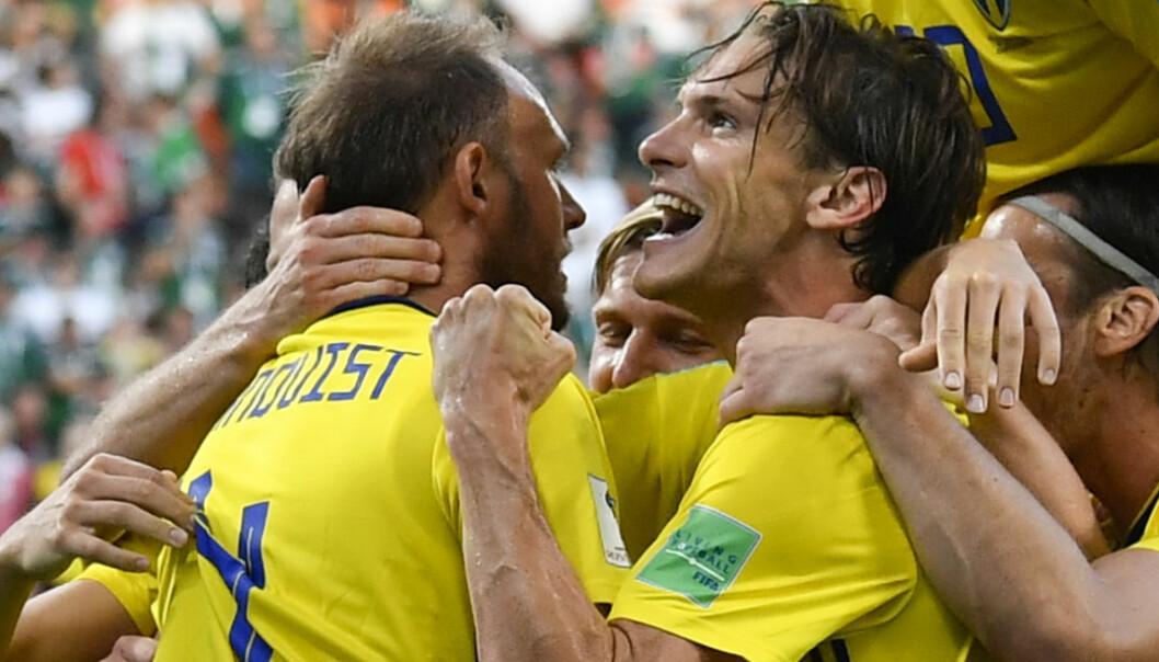 Full runde i svensk eliteserie samtidig som Sveriges kvartfinale: - Ikke heldig