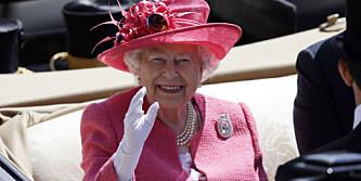 Dronning Elizabeth er syk
