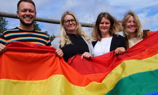 image: Pride på bygda: - Du er noe som ikke skal snakkes om