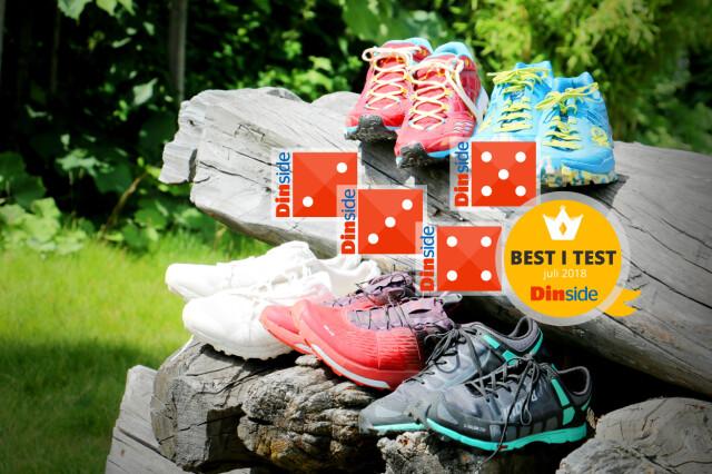 ebf1e77c BESTE TERRENGSKO: Fra skoene som gjør at du bare vil fortsette å løpe etter  endt
