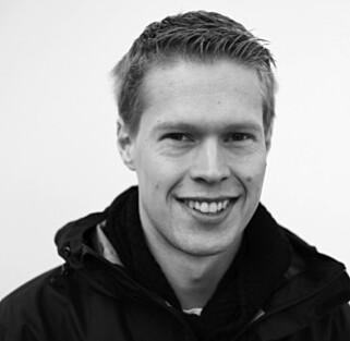 FORSKER: Øivind Hodnebrog. Foto: Cicero