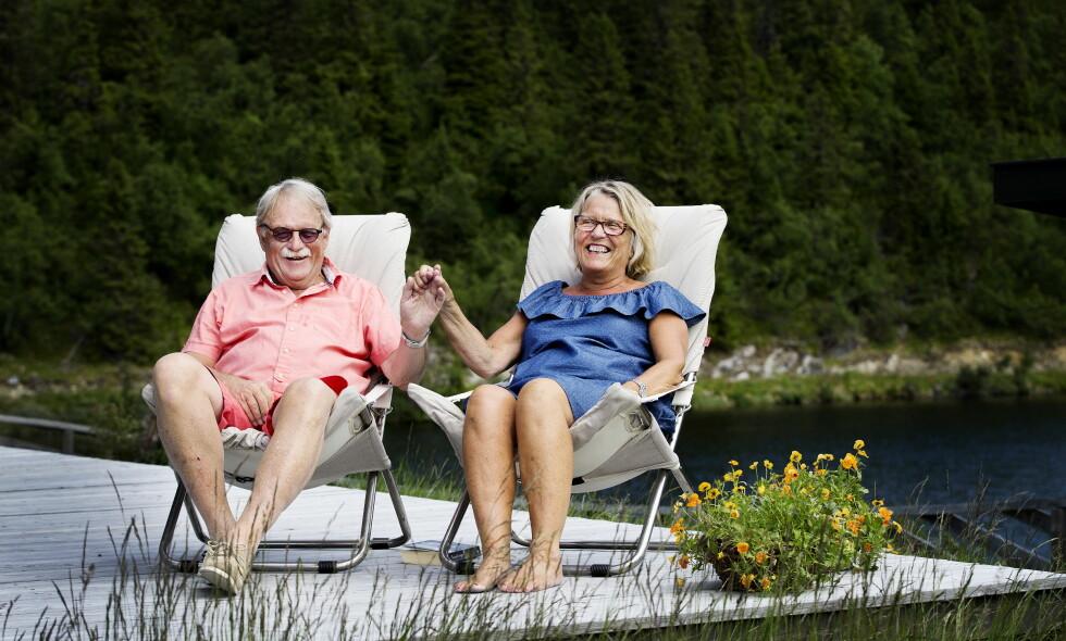 ARV: Ett av de viktigste punktene arvelovutvalget foreslo, var lik arverett for ektefeller og samboere. Det vil ikke regjeringen ha. Foto: Henning Lillegård