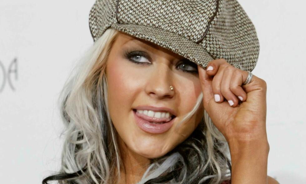 HAR GJORT COMEBACK: Sangstjerna Christina Aguilera tok en seks år lang pause fra musikken. Fram til det hadde hun en turbulent karriere. Foto: NTB Scanpix