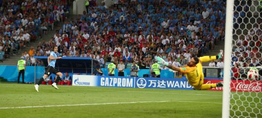 Her sender han Ronaldo ut av VM: - Makeløst