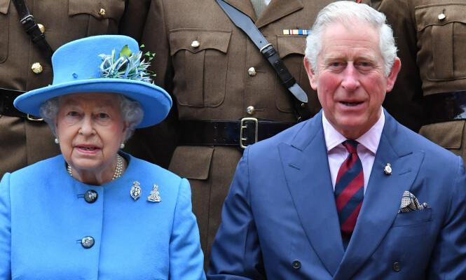 <strong>TRONARVING:</strong> Dronning Elizabeths sønn, prins Charles, arver tronen den dagen hun går bort. Foto: NTB Scanpix