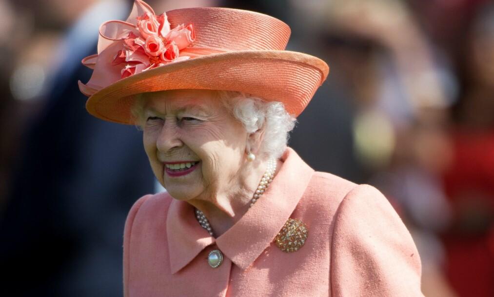 <strong>PLANLEGGER:</strong> Dronning Elizabeth og menneskene rundt henne vil være forberedt til dagen hun går bort. Foto: NTB Scanpix
