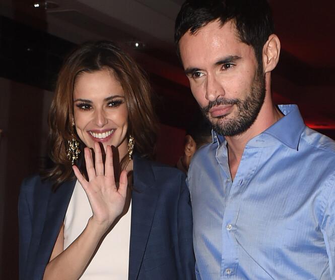 <strong>BITTERT BRUDD:</strong> Ekteskapet mellom Cheryl og franskmannen Jean-Bernard holdt bare i ett og et halvt år. Foto: NTB Scanpix