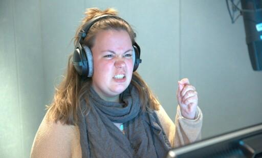 MANGE JERN I ILDEN: Ina Svenningdal er blant annet aktuell som dubber av «Powerpuffjentene» på Cartoon Network. Foto: Cartoon Network