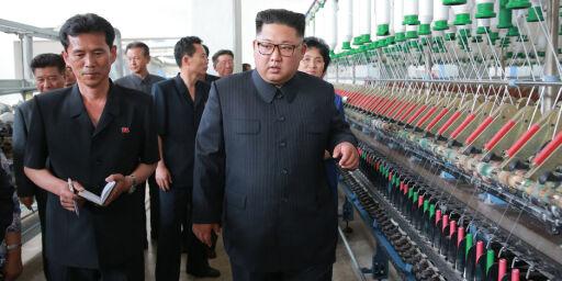 image: Tror ikke Kim har noen intensjoner om full atomnedrustning