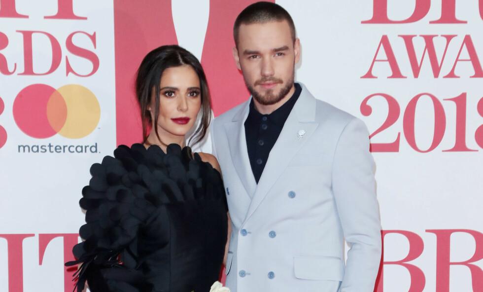 SLUTT: Søndag erklærte Cheryl Cole og Liam Payne at de har gjort det slutt. Nå anklager fansen moren til Cheryl Cole for at hun skal ha tvunget duoen til å gå fra hverandre. Foto: NTB Scanpix