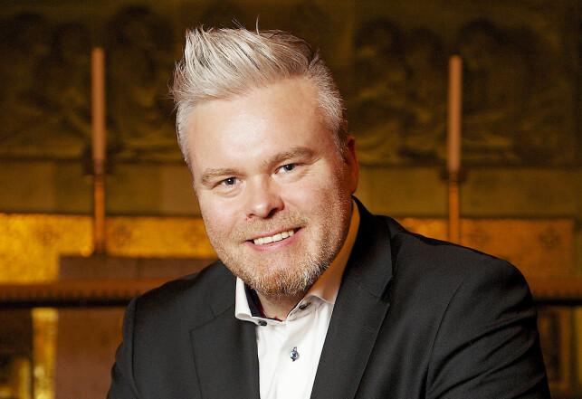 POPULÆR ARTIST: Rein Alexander får det nok travelt både på hjemmefronten og karrierefronten fremover! Foto: Tore Skaar/ Se og Hør