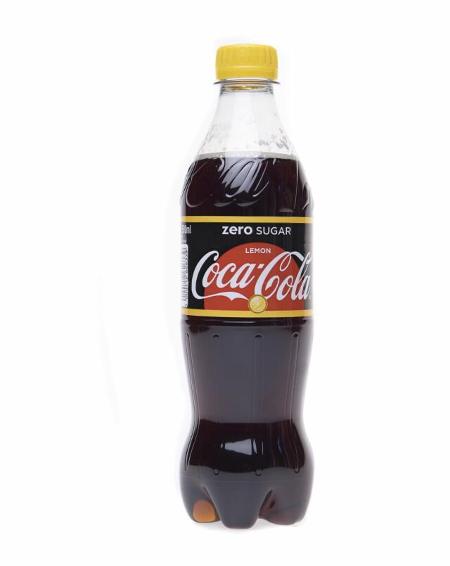 0ed46b23 Pepsi Max Lime og Coca Cola Zero Sitron - Vi har smakt på den nye ...