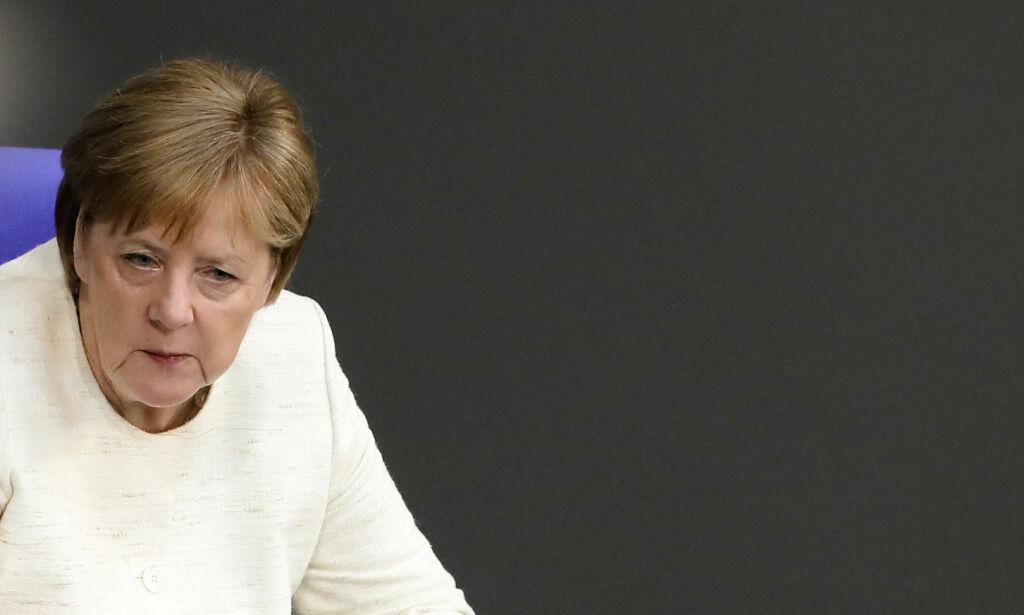 image: Merkels krisehåndtering
