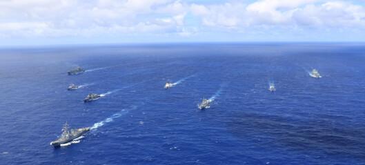 I Kims atomskygge har Kina festet grep om konflikt-havet