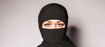 Burka, hijab og nikab endeleg på plass i norsk ordbok