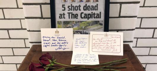 Sendte tre brev angrepsdagen: - Jeg skal drepe alle som er til stede