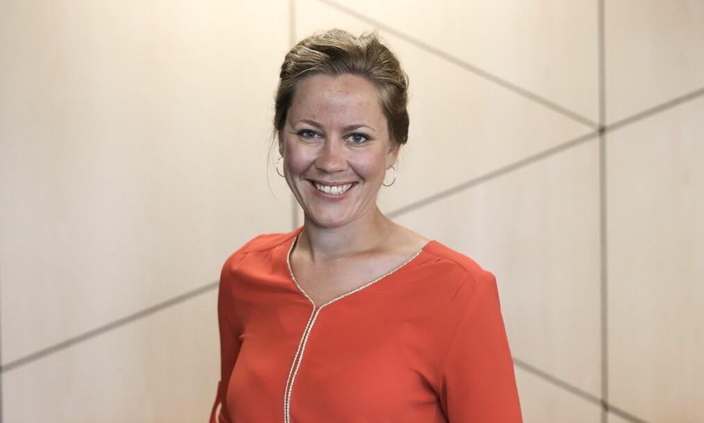 KARRIERE: Merete Nygaard sluttet i advokatjobben for å satse på sin egen bedrift, Lawbotics. FOTO: Ida Bergersen