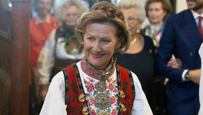 - Kong Harald uteblir fra dronningens bursdag