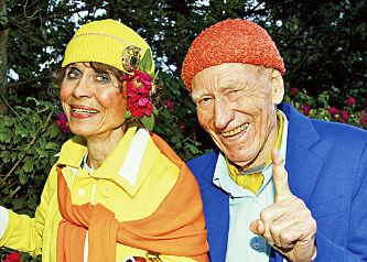 image: Olav Thon (95): - Mitt liv med to kvinner