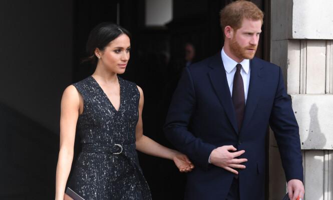 <strong>NYTT LIV:</strong> Meghans liv har blitt snudd på hodet siden hun giftet seg inn i den britiske familien. Nå stiller hun stadig på kongelige oppdrag, og har angivelig ikke noe kontakt med faren sin. Foto: NTB Scanpix