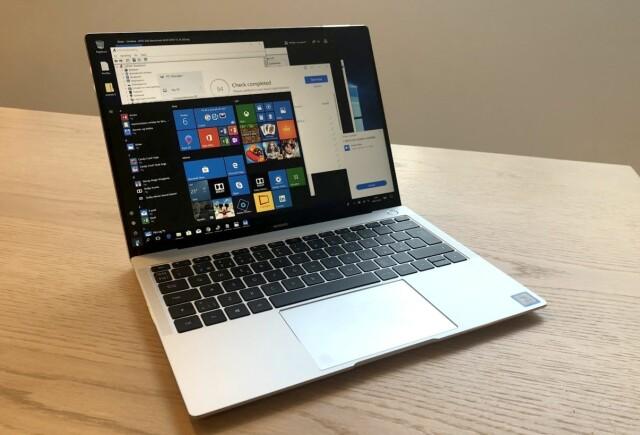 TEST: Huawei Matebook X Pro - En av årets aller beste PC-er