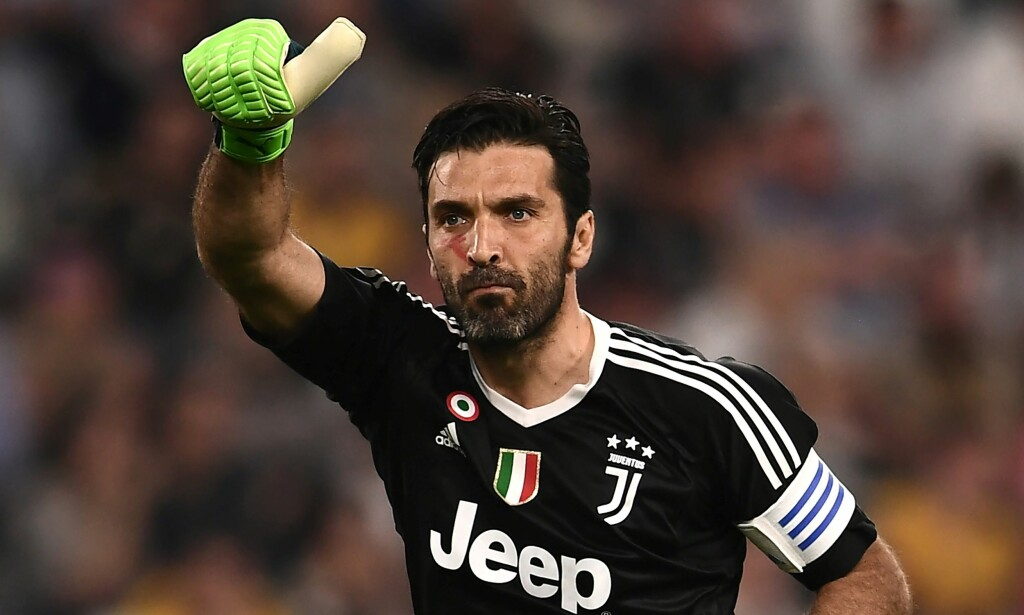 PSG-AKTUELL: Gianluigi Buffon. Foto: AFP PHOTO / MARCO BERTORELLO