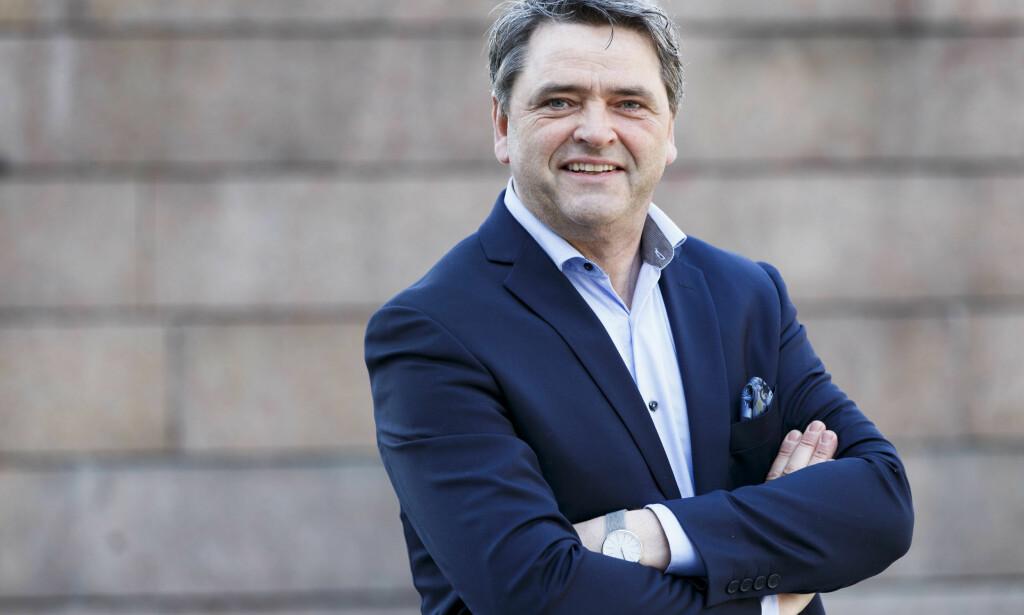 - RØRENDE: Magne Gundersen forteller at han aldri har opplevd noe lignende i sin karriere som ekspert i «Luksusfellen». Foto: NTB scanpix