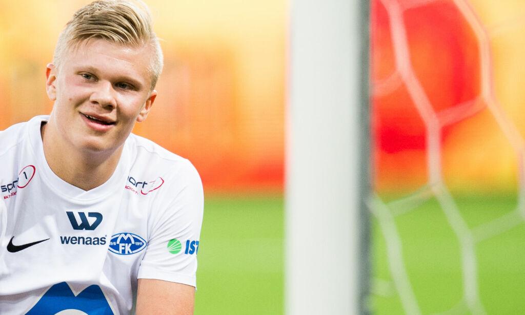 image: Håland (17) får Fotball-Norge og Northug til å måpe: - Uvirkelig. Minner om Lukaku