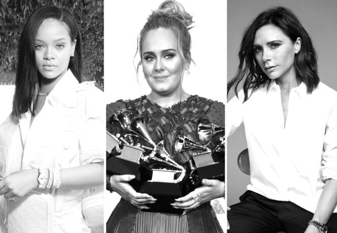 FAVORITTEN TIL KJENDISENE: Rihanna, Adele og Victoria Beckham har falt pladask for hudkremen til litt over hundre kroner. Foto: Scanpix