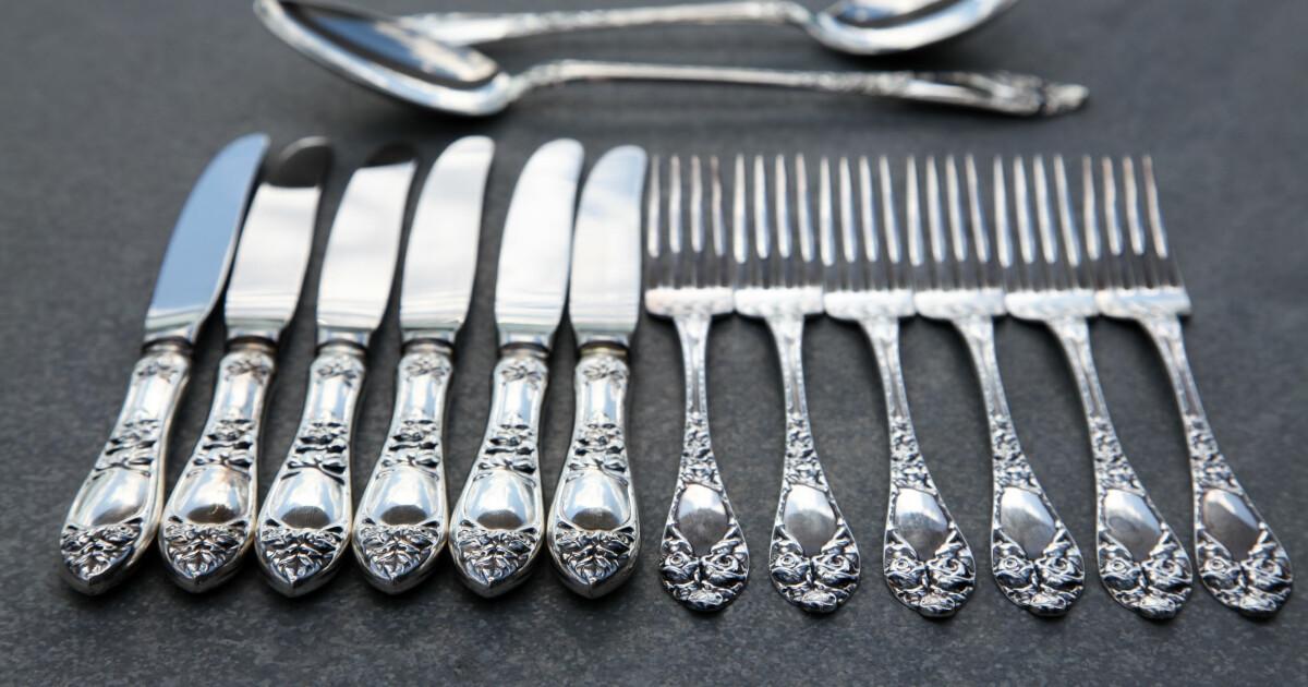 4f8588be Dette er sølvtøyet verdt - Vi prøvde å selge sølvtøyet vårt. Her er prisene  vi fikk - Vi