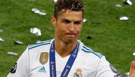 Real Madrid bekrefter enighet med Juventus
